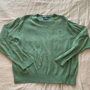 Polo by Ralph Lauren V Neck Sweater